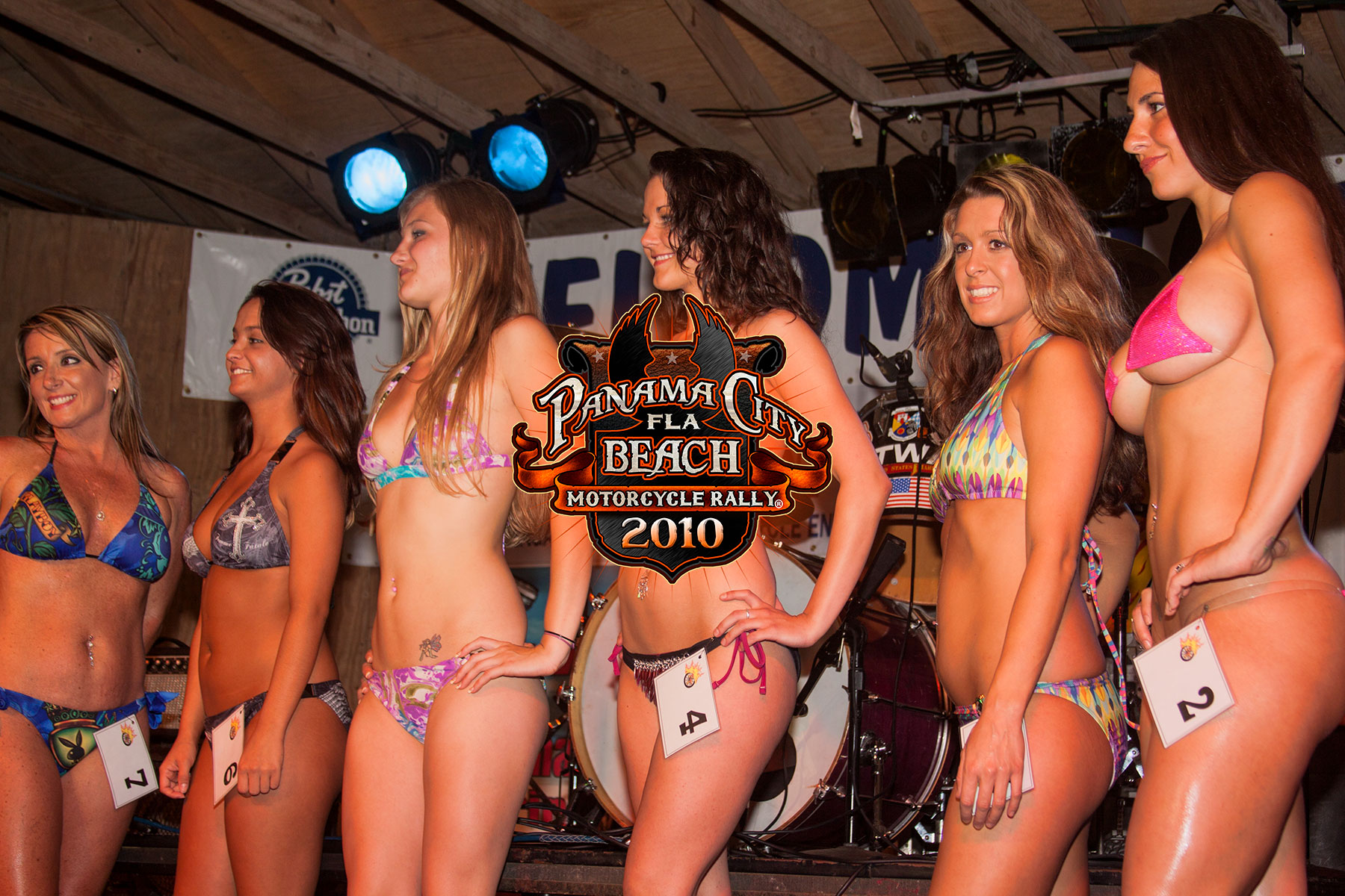 Motorcycle Rally Photos | Panama City Beach Motorcycle Rally® | 2010 Event Photos