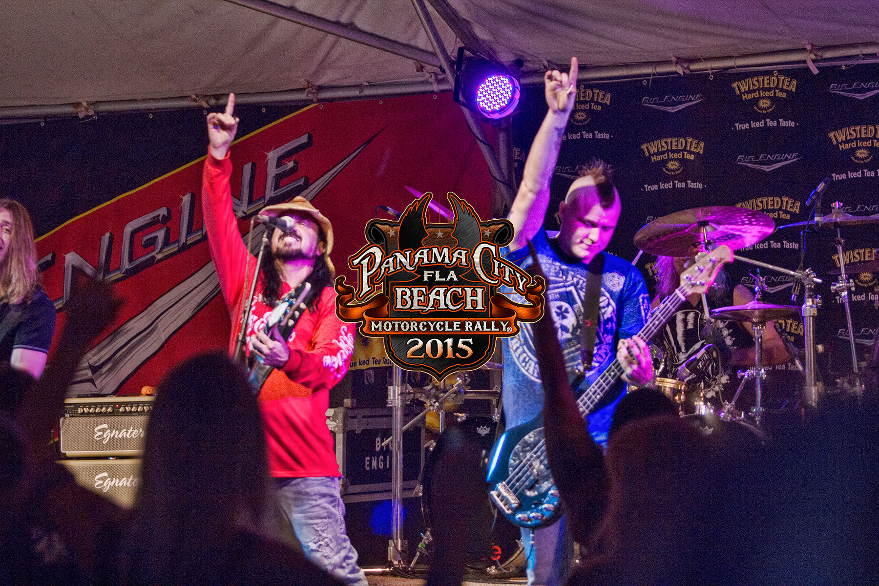Motorcycle Rally Photos | Panama City Beach Motorcycle Rally® | 2015 Event Photos