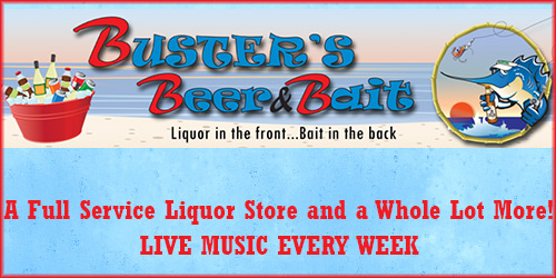 Busters Beer and Bait | Panama City Beach Nightlife