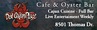 Dat Cajun Place | Panama City Beach Dining