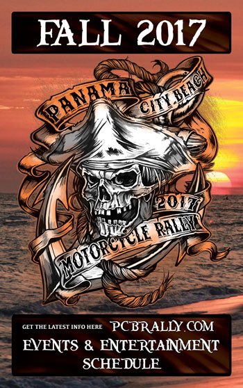 Panama City Beach Motorcycle Rally® Rally Guide & Schedule