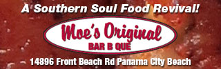 Moe's Original BBQ | Panama City Beach Dining