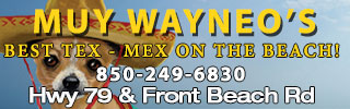 Muy Wayneo's | Panama City Beach Dining