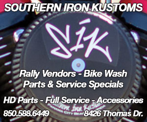 Biker Friendly Motorcycle Shops | Southern Iron Kustoms (SIK Cycles)