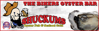 Shuckums Oyster Pub | Panama City Beach Dining
