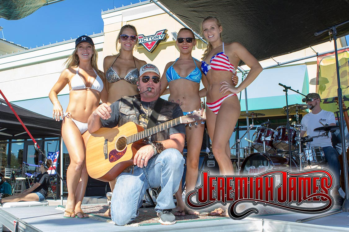 Panama City Beach Motorcycle Rally® Rally Artist | Jerimiah James