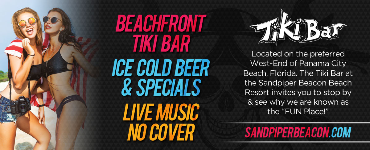 Sandpiper Beacon Beach Resort | Tiki Bar