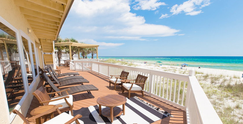 Sandpiper Beacon Beach Resort | Panama City Beach -Beach House