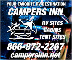 Biker Friendly Camping | Campers Inn RV Park