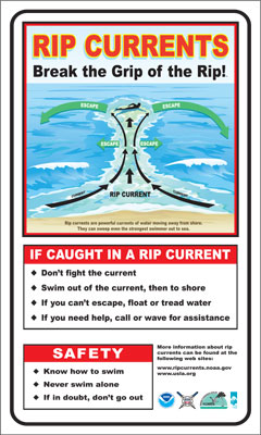 Local Beaches | Rip Current Warnings