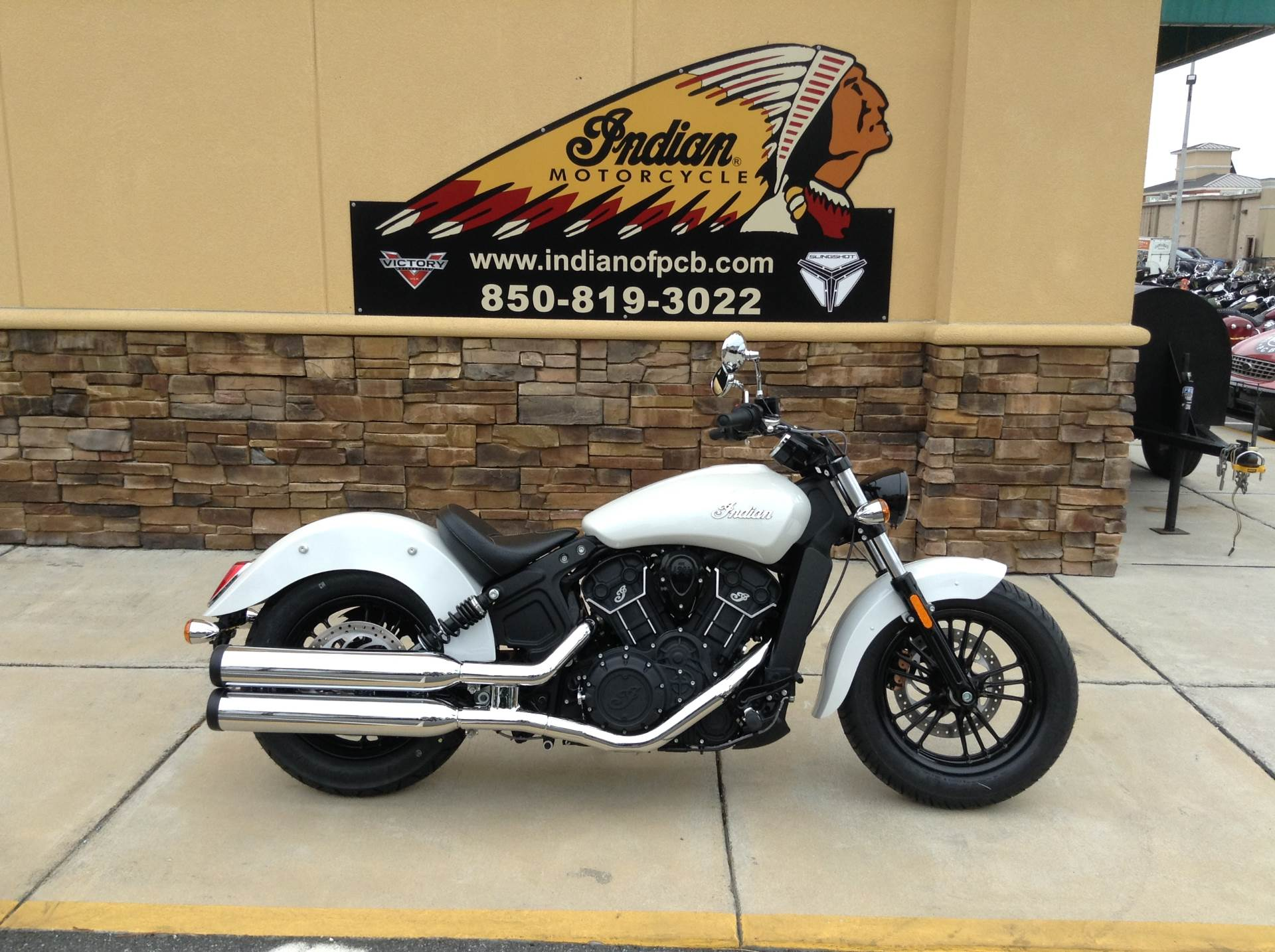 2017 Indian SCOUT 60