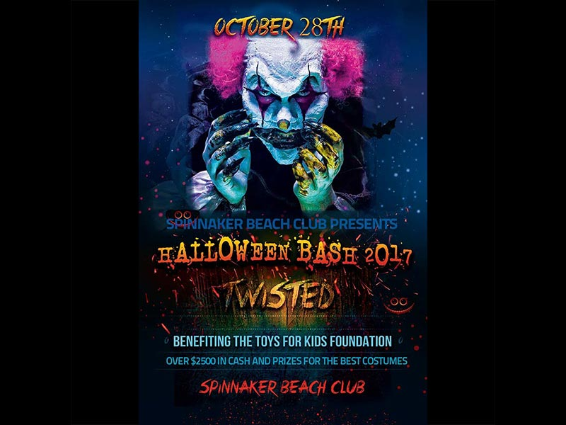 Toys ForKids Halloween Bash 2017