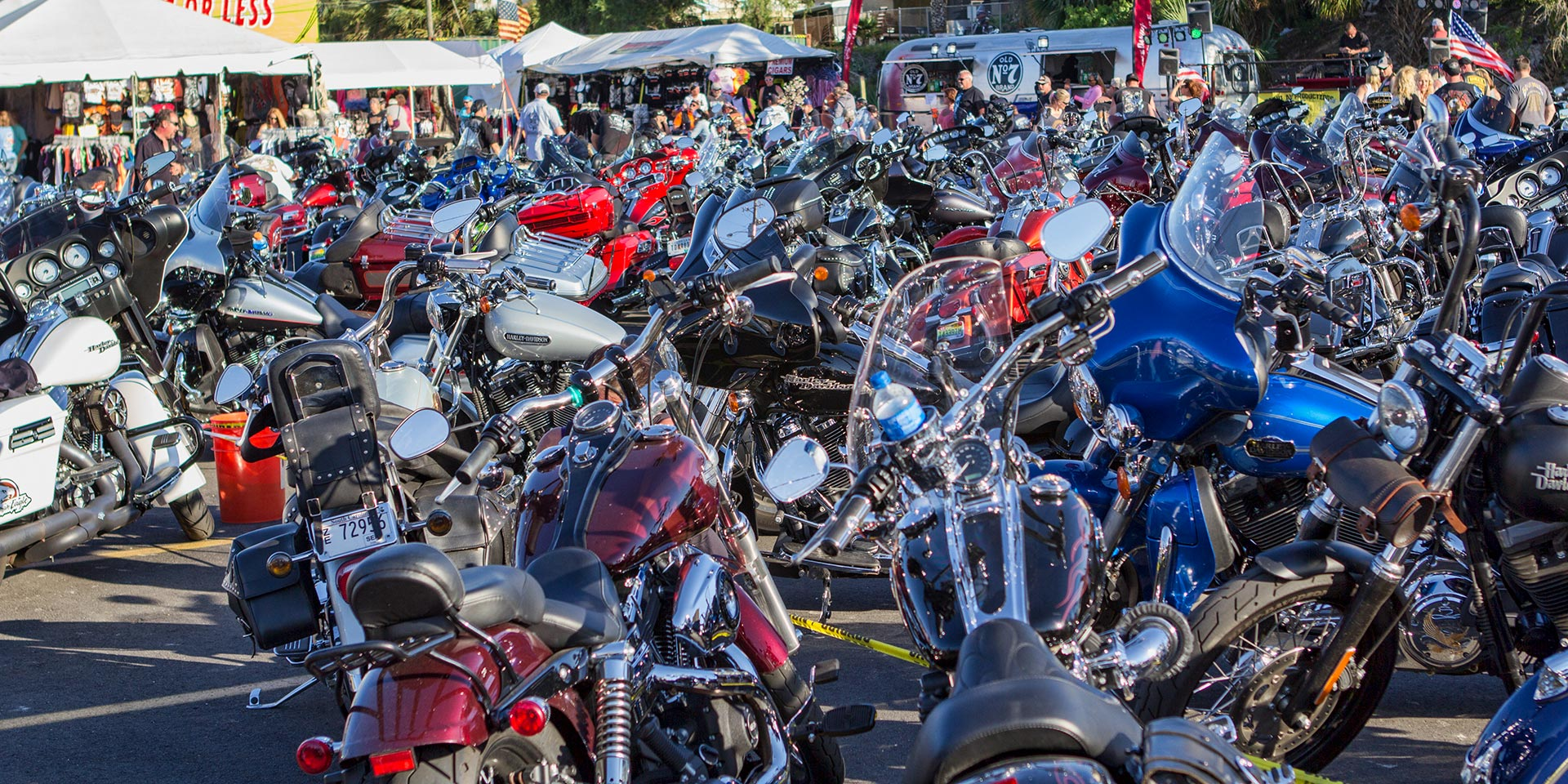 Panama City Beach Motorcycle Rally 2018 Venues